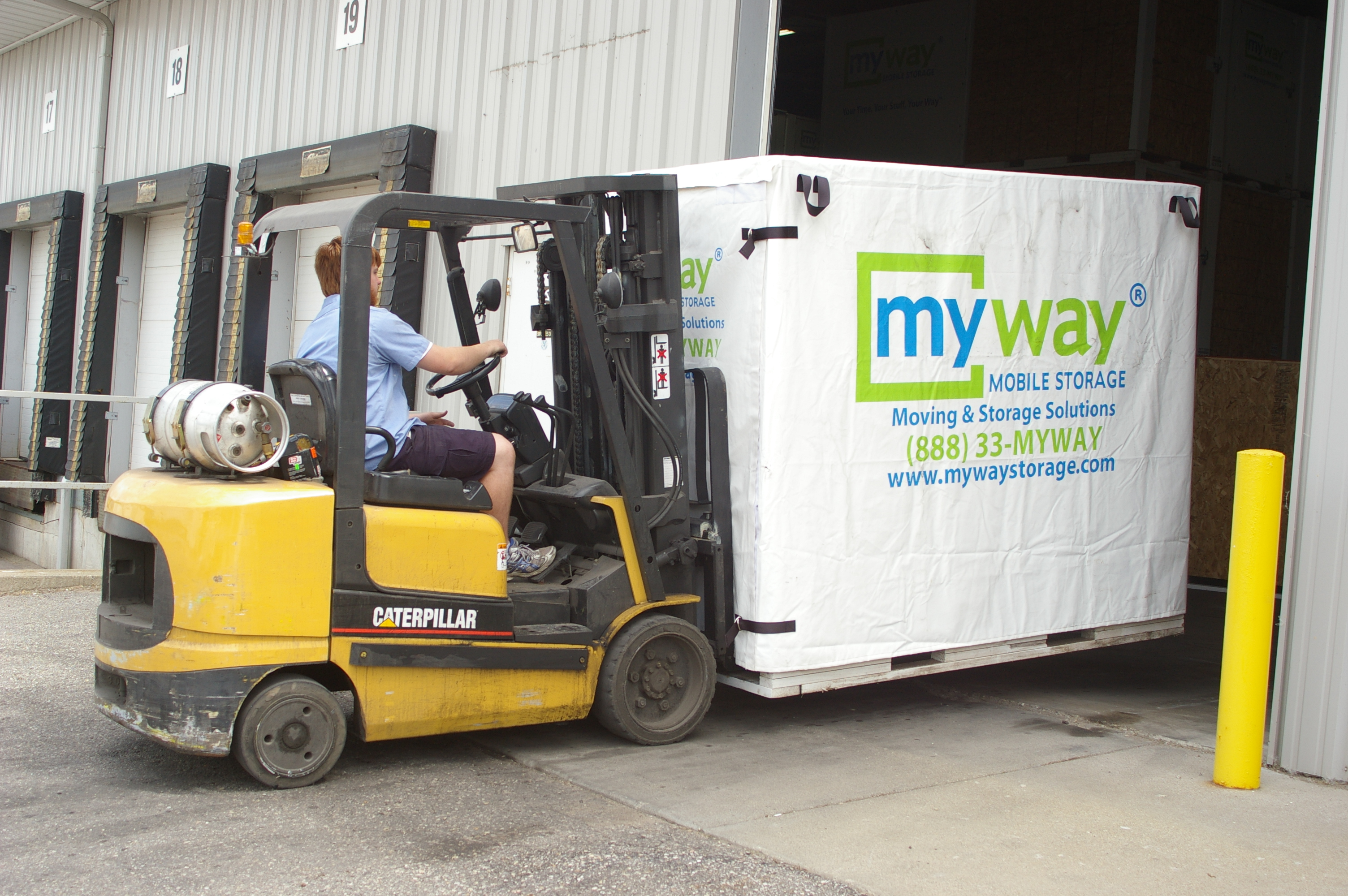 myway mobile storage facility