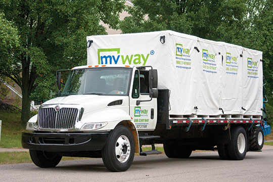 myway mobile storage container