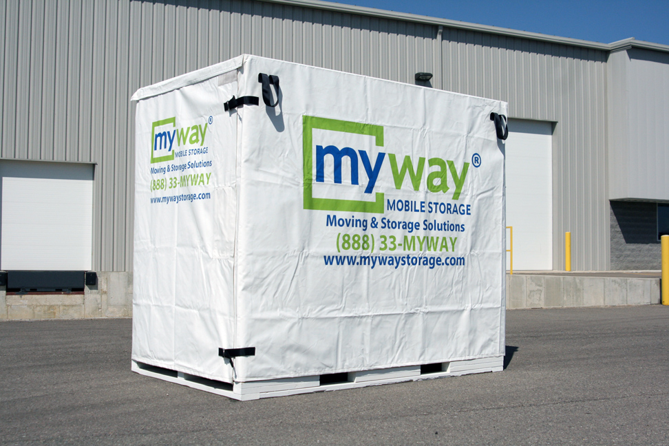 Temporary Storage Containers : Portable storage containers units for