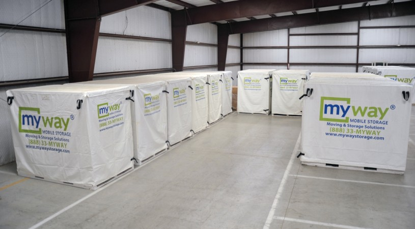 myway mobile storage secure facility