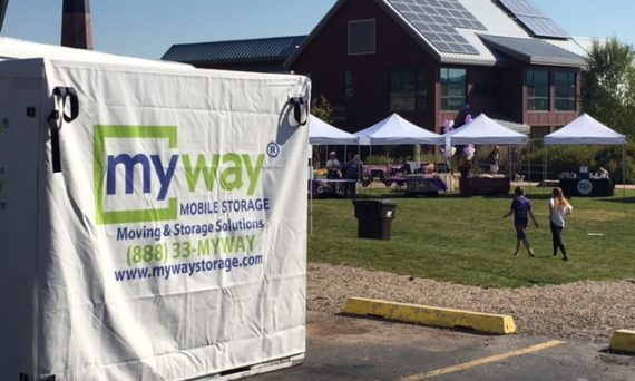MyWay Mobile Storage supports the Alzheimer's Association Utah Chapter 2016 Walk to End Alzheimer'