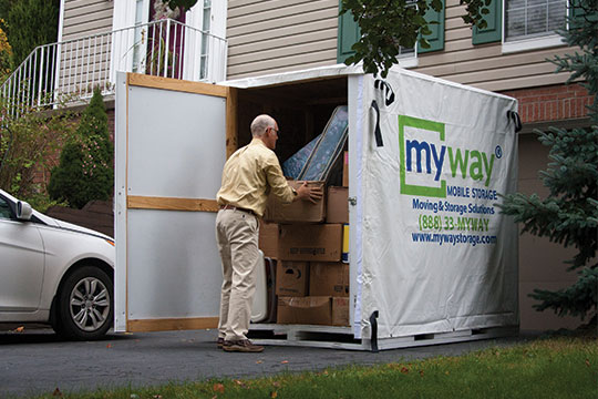 myway mobile storage containers