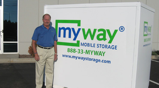 portable storage franchise