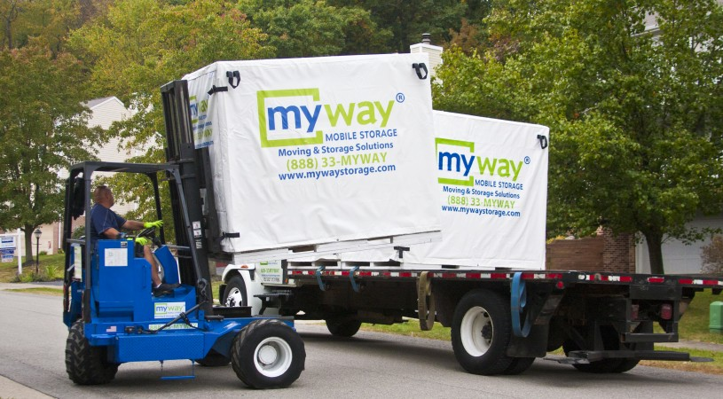 St Charles MO Portable Moving Storage Containers MyWay Mobile