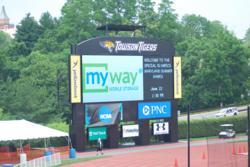 MyWay Scoreboard Summer Games