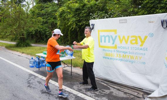 MyWay Mobile Storage of Grand Rapids Triathlon