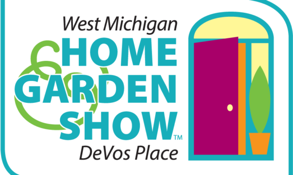 west michigan home and garden show logo