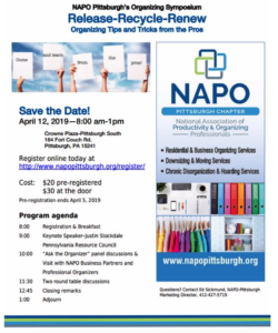 NAPO Flyer pittsburgh