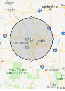 myway mobile storage of st louis service area